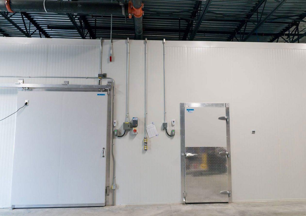 Biovet St-Hyacinthe Panneaux Intérieurs / Portes