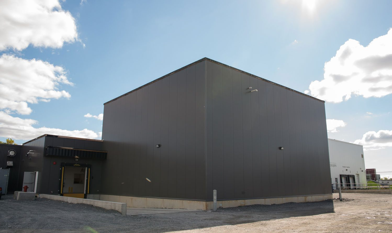 INSTALLATION DAMA Panneaux extérieurs projet projet
